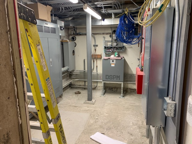 Electrical room