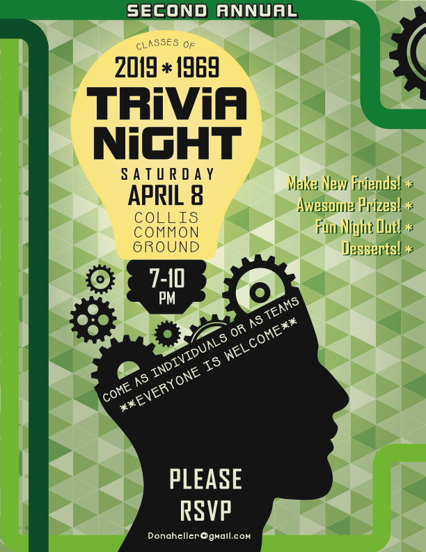 2nd annual trivia night