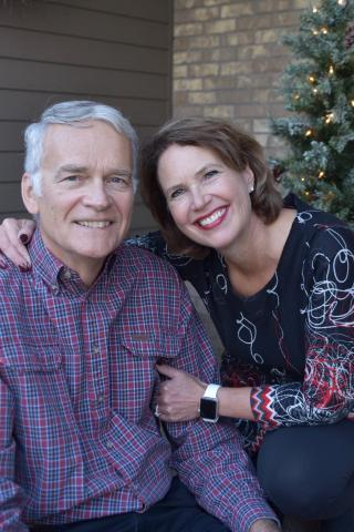 Mike and Jane Kearney